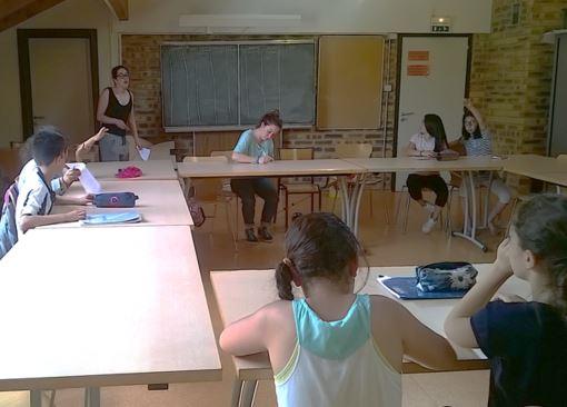 Les ateliers d'accompagnement à la scolarité